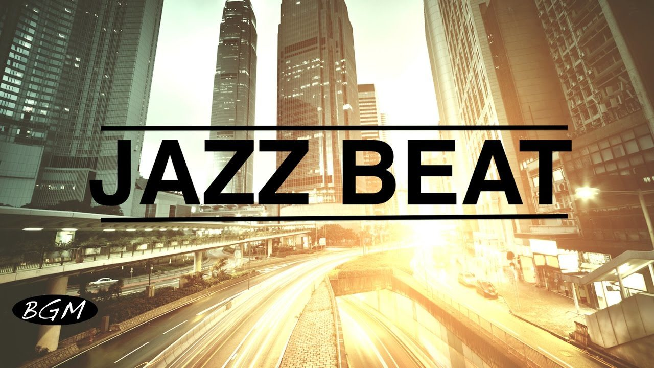 Jazz Instrumental Music – Chill Out Jazzy Hiphop – Background Cafe